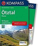 Ötztal, Pitztal: Wanderführer mit Extra-Tourenkarte 1:50.000, 50 Touren, GPX-Daten zum Download