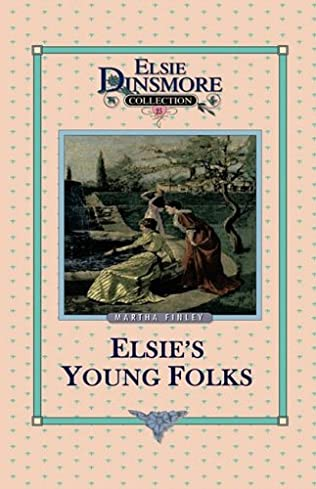 book cover of Elsie\'s Young Folks