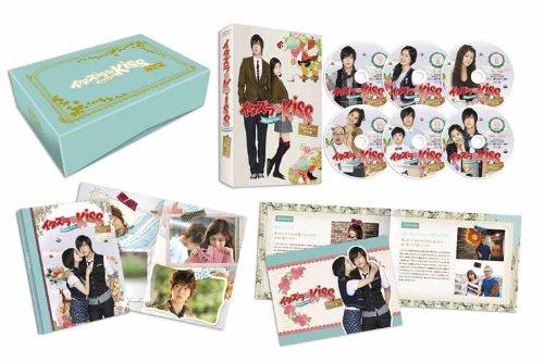 TV Series - Itazura Na Kiss Playful Kiss Producer's Cut Edition Blu-Ray Box 2 (5BDS+Original Comic) [Japan LTD BD] OPSB-S055 by