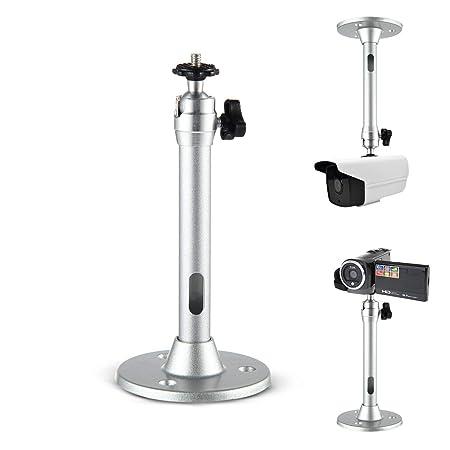 Volwco - Soporte de Techo para proyector (tamaño pequeño, 180 mm ...