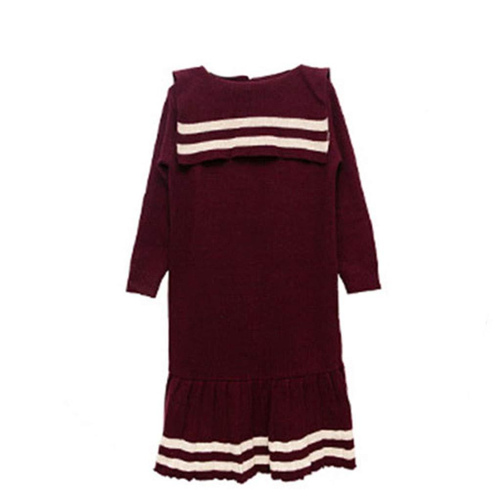 厚手のセーターのセータースリムロングヘアの編まれたドレスの韓国語版 (色 : B, サイズ さいず : M m) M m B B07S1KD5V9