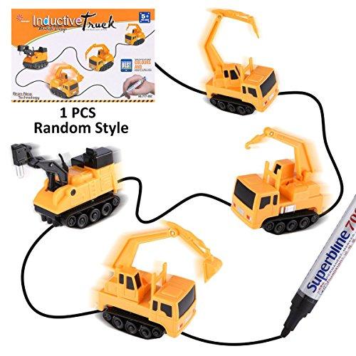 CocheMagic Camiones High Por Inducción Quality Inductivo jScAL54Rq3
