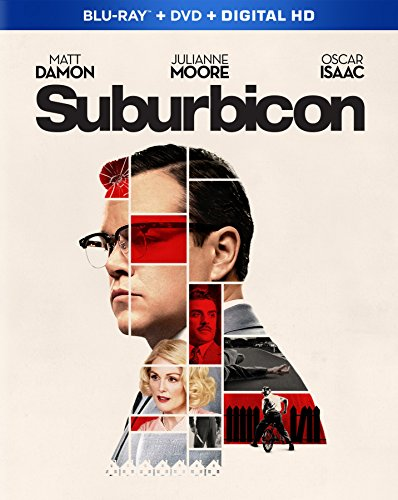 Suburbicon-Blu-ray