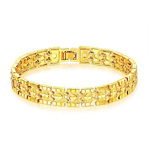 OPK Jewelry Luxury Gold Plated Men