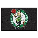FANMATS  11900  NBA Boston Celtics Nylon Face Starter Rug