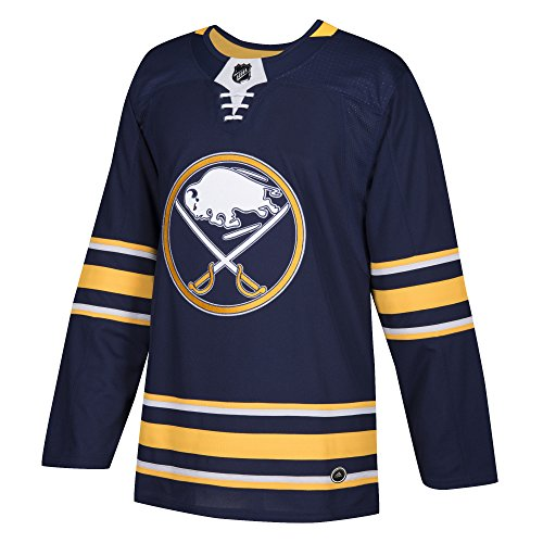 Buffalo Sabres Adidas NHL Men's Climalite Authentic Team Hockey Jersey