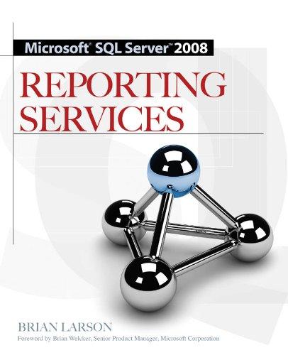 Microsoft SQL Server 2008 Reporting Services Pdf