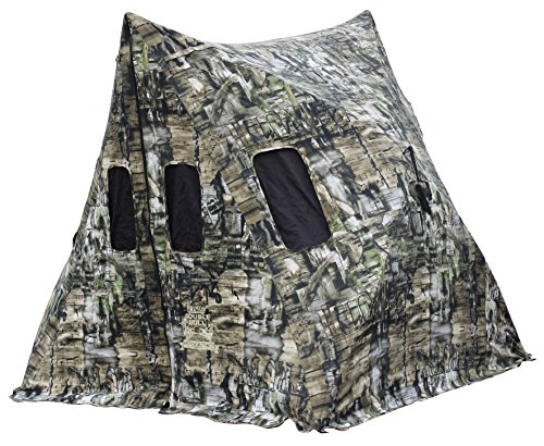 Primos Double Bull Shack Attack Ground Blind, Truth Camo by Primos Hunting (Image #2)