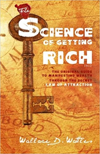 image for The Science of Getting Rich 1912
