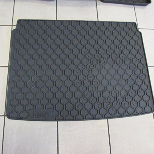 Jeep Renegade Rear cargo tray rubber slush mat liner NEW OEM MOPAR (Jeep New Renegade)