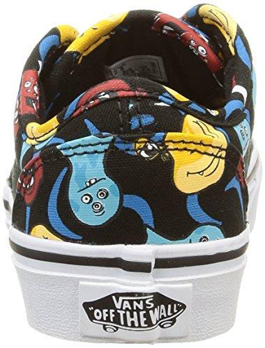 Vans Atwood - Zapatillas Niños Multicolor (monster/black/white)