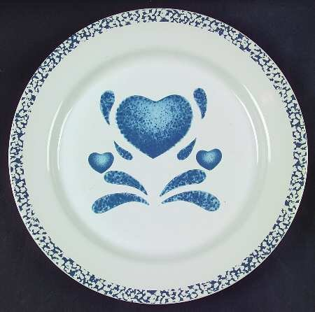 Corning Blue Hearts Dinner Plate Fine China Dinnerware & Amazon.com | Corning Blue Hearts Dinner Plate Fine China Dinnerware ...