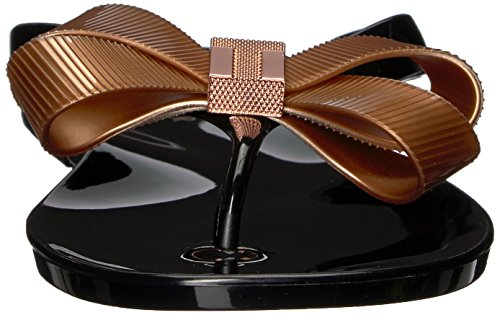Suszie Baker Ted Flop Flip Black Women's RaR80E