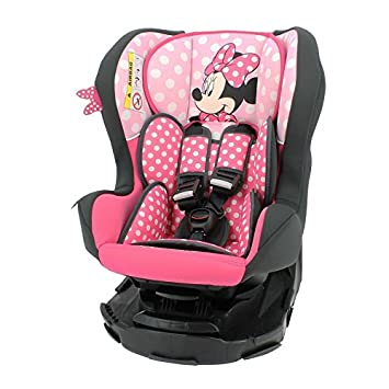 Nania Revo Group 0 1 360 Degree Rotating Car Seat Disney Minnie