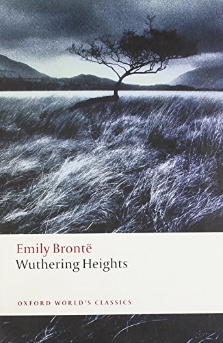 Wuthering Heights (Oxford World's Classics) by Emily Bront (8-Oct-2009) Paperback