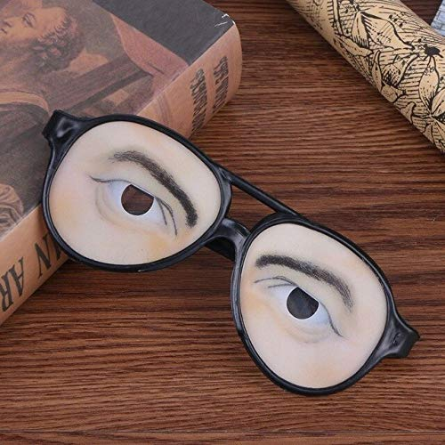 Glasses Glasses - Adult Party Awesome Funny Eye