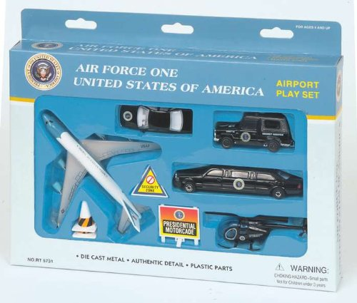 One Force Air Playset (Realtoy Air Force One Playset)