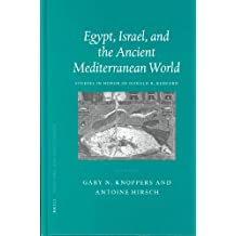 Egypt, Israel, and the Ancient Mediterranean World: Studies in Honor of Donald B. Redford