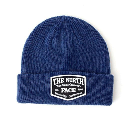 THE NORTH FACE(ザ・ノースフェイス) ニット帽 ステッチワーク ビーニー