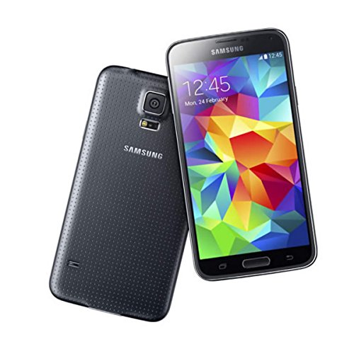 Samsung Galaxy S5 SM-G900H Unlocked Cellphone, International Version, 16GB, Black