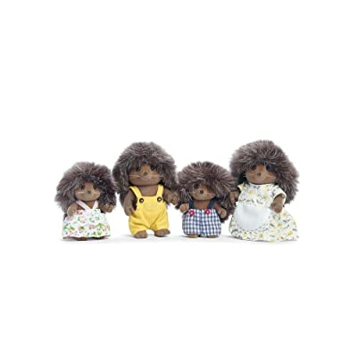 Calico Critters CC1923 Pickleweeds Hedgehog Family: Toys & Games