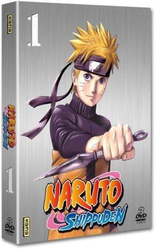Naruto Shippuden - Vol. 1 [Francia] [DVD]: Amazon.es: Hayato ...