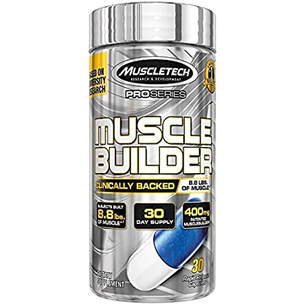 Muscle Builder Mass Gainer Pre Workout | MuscleTech...