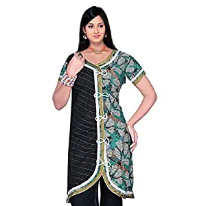 Shilp-Kala Blended Multi Colored printed Kurti