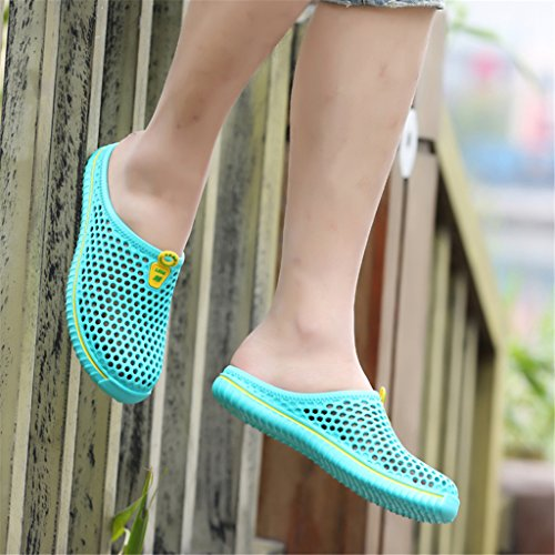 Slippers Shoes Summer Saguaro New Blau 5Rq0xZEwp