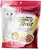 Purina Fancy Feast Gourmet Cat Food, Filet Mignon Flavor with Real Seafood & Shrimp, 16 oz. - Pack of 2 Larger Image