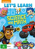 DVD : Let's Learn Science and Math | NON-USA Format | PAL | Region 4 Import - Australia