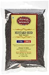 Mustard Seeds 7oz by Spicy World