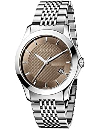 Gucci Timeless Men's Watch(Model:YA126406)