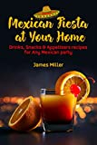 Are you going to have a Mexican party? Don't forget about the most essential thing – beverages. Don't know which drinks and with which food serve? This gorgeous Mexican cookbook will become your best provider to Mexican cuisine.Everyone knows...