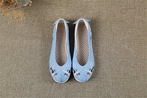 Chaussures Femme Fyx Brod Fyx Chaussures w6UqEK