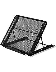 YZPUSI Portatile Tavolo Laptop PC Supporto, Regolabile Pieghevole Richiudibile Supporto per Notebook Computer MacBook Tablet