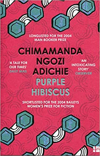 Amazonfr Purple Hibiscus Chimamanda Ngozi Adichie Livres