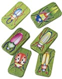 US Toy Assorted Insect Bug Design Clicker Noise Makers (2-Pack of 12)