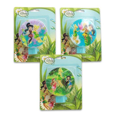 Night Tinkerbell Light Disney (Disney Tinkerbell Night Light)