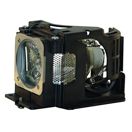 (QueenYii Replacement Lamp with Housing for SANYO PLC-XU88 PLC-XU88W PLC-XU75 PLC-XU78 Projector)