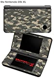 Nintendo DSi XL Skin WraptorCamo Digital Combat