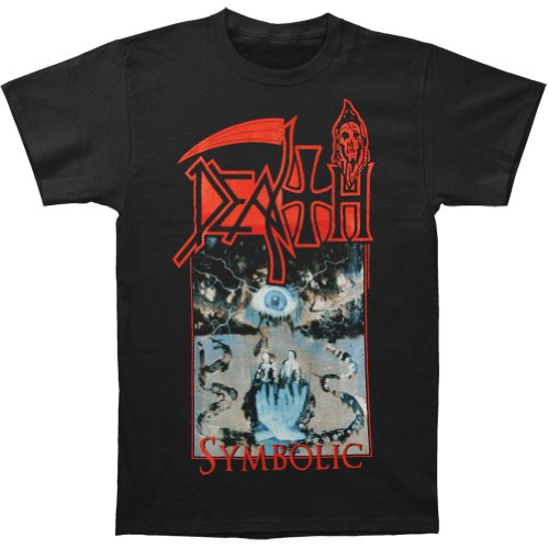 Relapse Records Death - Symbolic T Shirt (X Large)