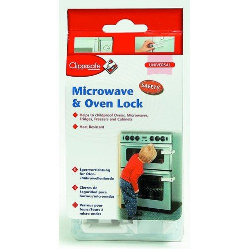 Clippasafe Microwave/Oven Lock