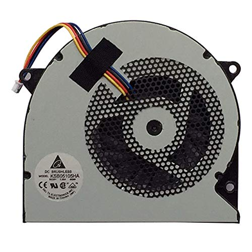 Cooler para ASUS G55 G57 G75 G75V G75VW G75VX series (Not: Not GPU fan)