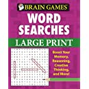 Brain Games: Word Searches - Large Print (Brain Games (Unnumbered))