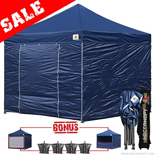 colors AbcCanopy Commercial Canopy Gazebo Sidewalls product image
