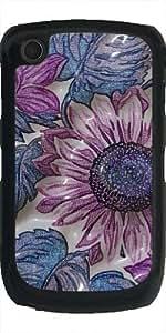Funda para Blackberry Curve 8520/8530/9300/9330 - Flores De Plástico