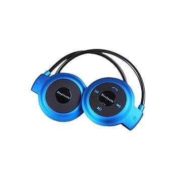 Qiopes Bluetooth Auriculares Deportivos Manos Libres Auriculares ...