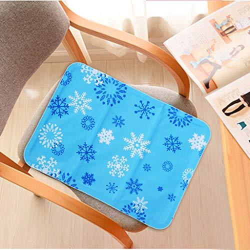 Sofa Ice - Weiliru Conquer SummerTrvel Sofa Ice Pad Student Dormitory Single Cool Mattress Car Ice Cushion