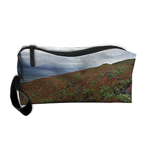 Guys Succulents-on-Bodega-Head Full 3D Sublimation Accessories Travel Bag For Hiking